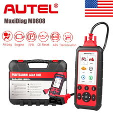 Autel MaxiDiag MD808 Vehicle Diagnostic OBD2 Scanner Code Reader Tool 4-Systems
