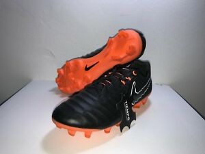 Nike Tiempo Legend 7 Pro FG Leather Soccer Cleats AH7241-080 Men s ... 04e839e55b