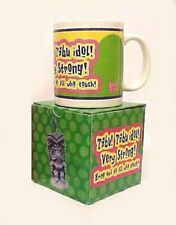 Brady Bunch Tabu Idol Ceramic Mug