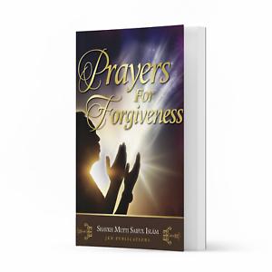 Prayers for Forgiveness by Shaykh Mufti Saiful Islam