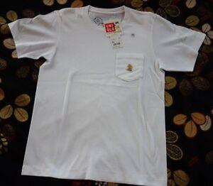 7927125e KAWS X UNIQLO Dead Stock Collection Woodstock Men's T Shirts XS,XXL ...
