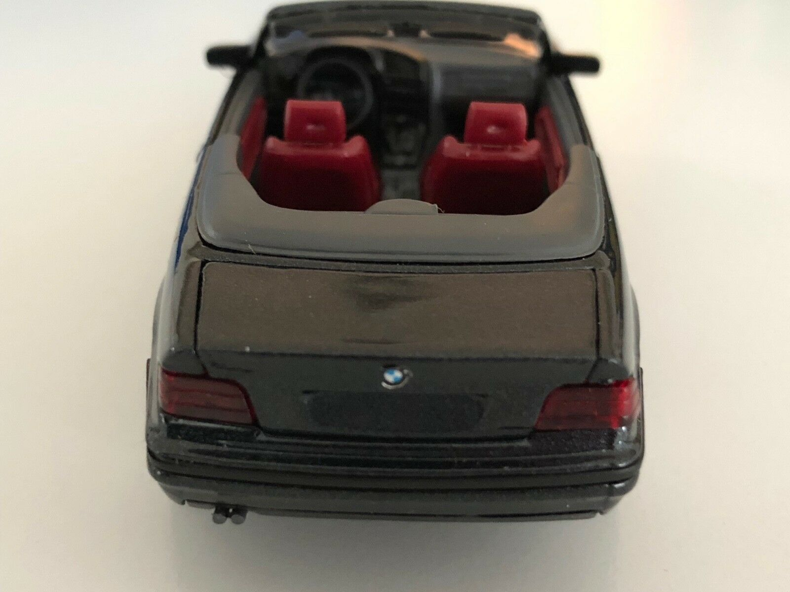 Rare Schabak 1 43 BMW 3 3 3 Series E36 Cabrio in Dark Green Metallic Part 207dba
