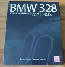 Bildband BMW 328 vom Roadster zum Mythos Rainer Simons / Halwart Schrader NEU!