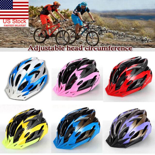 Cycling Bicycle Adult Mens Womens Bike Helmet Adjustable MTB//Bike//Bicycle//Cycle