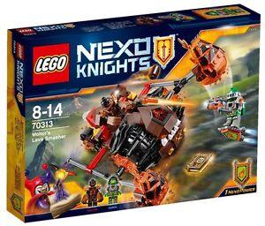 Triturador-de-Lava-de-Moltor-LEGO-NEXO-KNIGHTS-70313-NUEVO