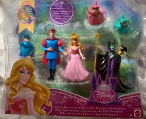 Disney-Princess-Little-Kingdom-SLEEPING-BEAUTY-Story-Set-BMB73-Magiclip-RARE