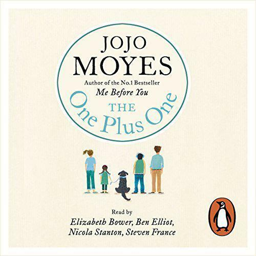 The One Plus One Par Moyes, Jojo , Neuf Livre ,Gratuit & , (Audio CD)