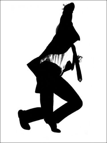 Framed Robert Longo Men In The Cities Frank Art Poster 47 36 24 16 Inches