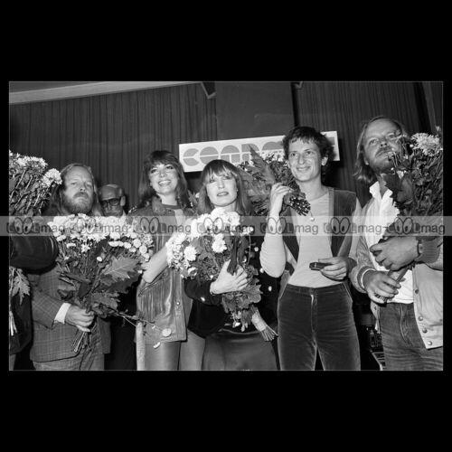 #phs.006861 Photo EARTH AND FIRE RAMSES SHAFFY /& LIESBETH LIST 1980
