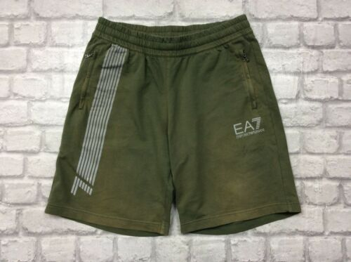 Short M 7lines Sportswear Hommes Uk Armani Vert Emporio Ea7 Khaki D Active Iw8qF1