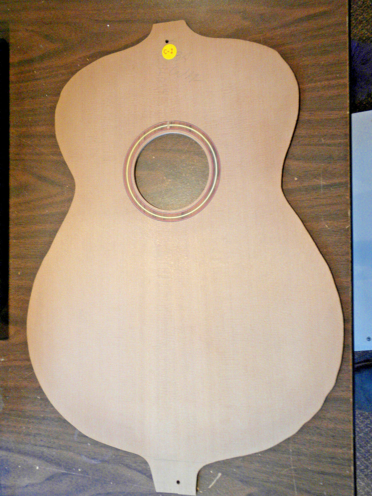SALE  TACOMA GUILD Guitar Luthier Tonewood AAA CEDAR Top with Rosette