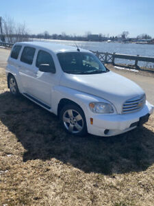 2011 Chevrolet HHR Blanc