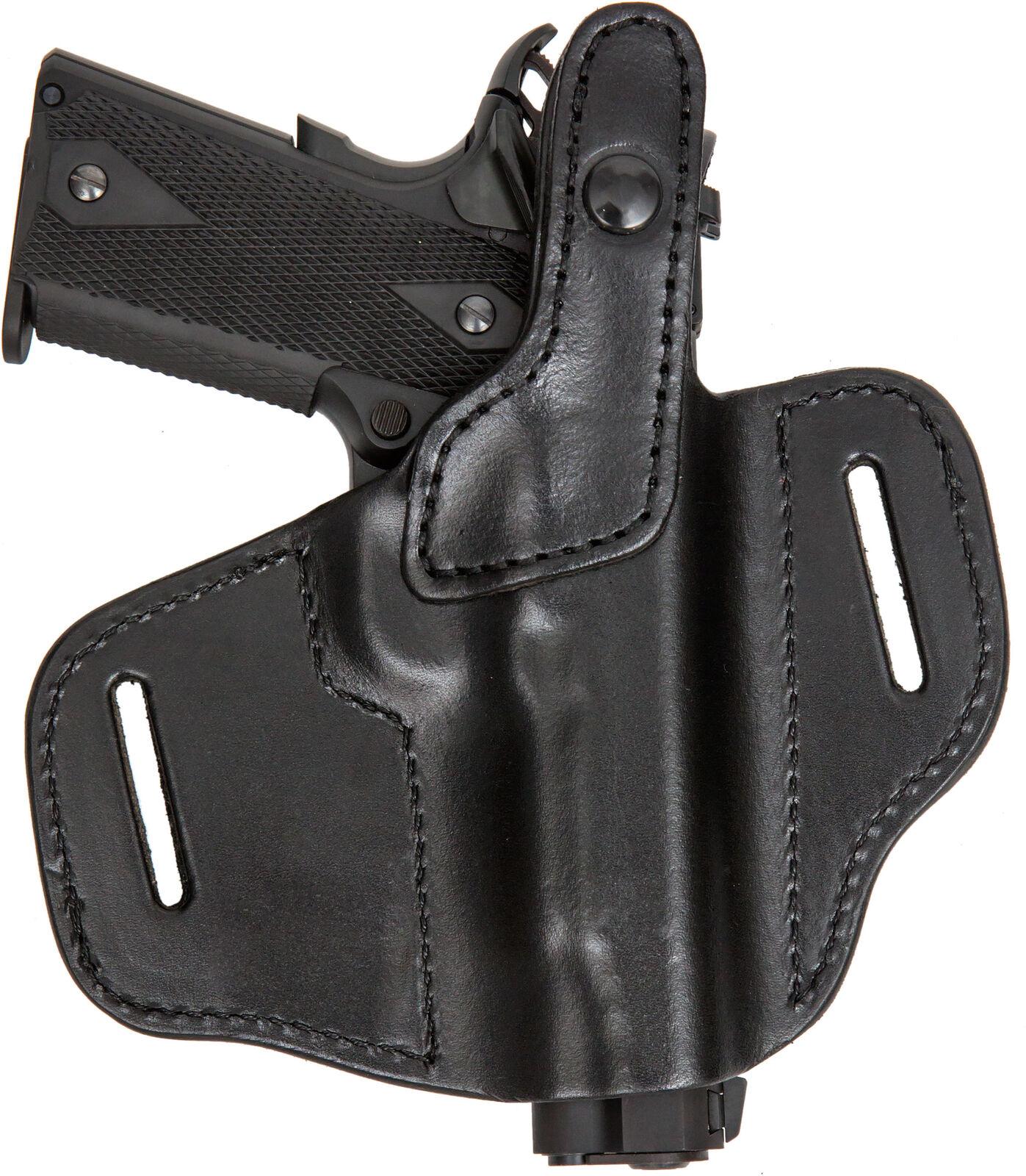 On Duty Holster Conceal RH LH OWB Leder Gun Holster Duty For Springfield XDM 4.5 e4bbd9