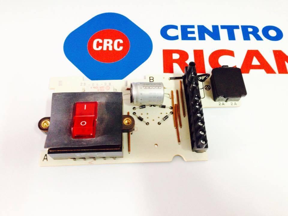 CIRCUITO STAMPATO RICAMBIO CALDAIE ORIGINALE VAILLANT CODICE  CRC130101