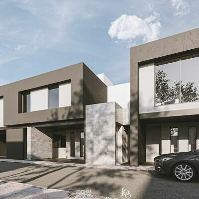 Modernas casas en venta en Fracc. Herradura al sur de Pachuca