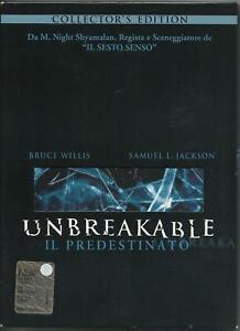 Unbreakable-das-Praedestiniert-2000-S-E-2-DVD-Digipack