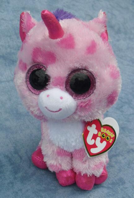 Neue Ty-Beanie-Babys 15cm günstig kaufen Ty Beanie Boos 7136158 Fantasia Einhorn Ty Stofftiere
