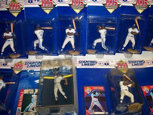 40 Starting Lineup MLB Figures 93-00 – – – B3 900d21