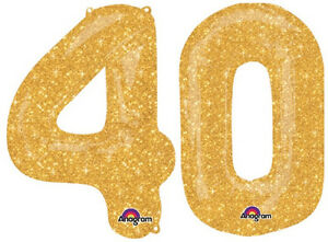 40th-BIRTHDAY-BALLOONS-34-034-LATEST-DESIGN-SUPER-SPARKLE-GOLD-NUMBER-BALLOONS