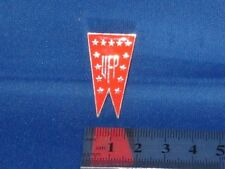 Star Trek United Federation of Planets Banner Pin Badge STPIN253