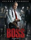 Boss Season 2 US IMPORT Blu-ray Region a Very Good DVD