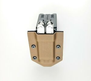 Details about  /Leatherman MUT Multi-tool Holster Fit 1-1//2 to 2-1//4 Duty Belt Coyote Brown