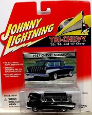 Johnny Lightning - Tri-Chevy Collection 1957 Chevy Nomad