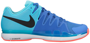 Nike Court Zoom Vapor Tour Polarized Blue Premium Tennis shoes federer men cage Cheap women's shoes women's shoes