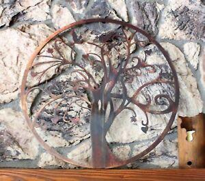 """Ohana Metal Wall Art Accent  11 1//2/"""" x 5/"""""""