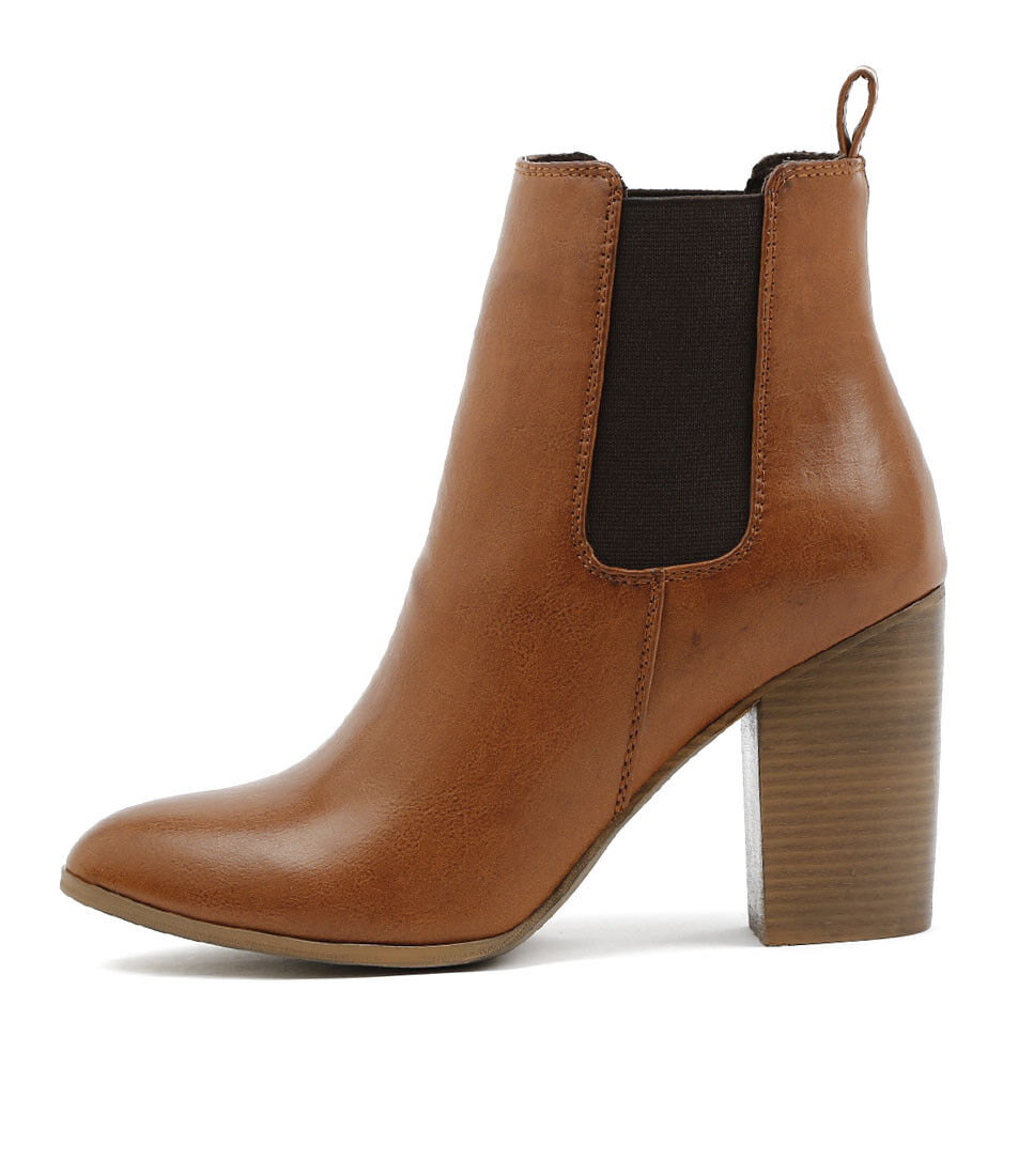 New Los Cabos Swank W Brandy Womens shoes Dress Dress Dress Boots Ankle 1acd21