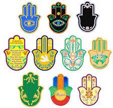 Hamsa 10 Applique Machine embroidery designs set