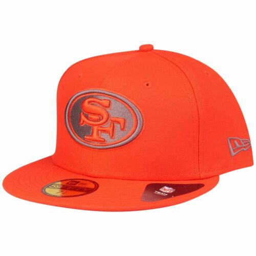 New Era 59Fifty Fitted Cap NFL San Francisco 49ers rot