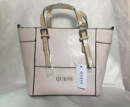 Delaney Mini 4G Logo Small Tote Handbags With Crossbody Strap 3 Colors Bags NWT