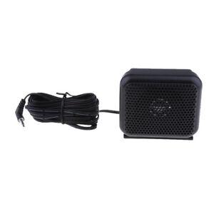 MagiDeal-3-5mm-Car-Radio-External-Speaker-for-Yaesu-Icom-Kenwood-Radio