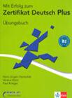MIT Erfolg Zu Telc Deutsch B2 - Zertifikat Deutsch Plus: Ubungsbuch by Klett (Ernst) Verlag,Stuttgart (Paperback, 2005)