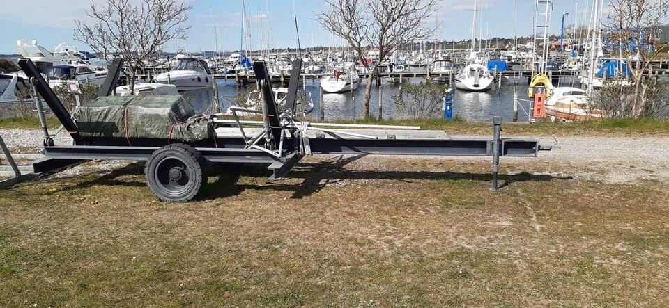 Bådvogn / bådstativ til motorbåd. Op til 36 fod...