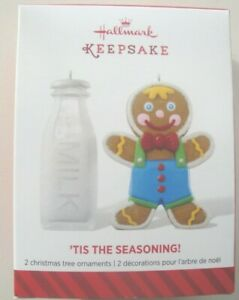 HALLMARK-KEEPSAKE-CHRISTMAS-ORNAMENT-039-Tis-the-Seasoning-2014-Salt-amp-Pepper