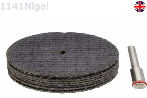 38 mm Fibre de Verre Renforcé Cut Off Disque De Roue Pour Rotary//Adaptateur