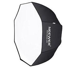 Neewer 32 inch Octagonal Speedlite Studio Flash and Umbrella Softbox with...