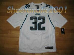 214d04979 Nike NFL Jacksonville Jaguars Maurice Jones-Drew On Field Game Home ...
