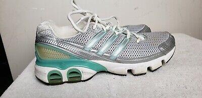ADIDAS YYA606001 Gray Green Athletic