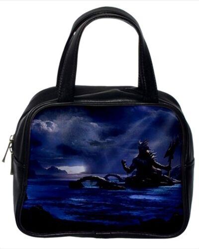/& Women/'s Handbag Crossbody Shoulder Poseidon Leather Sling Bag
