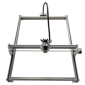 10W-USB-CNC-Laser-Engraver-Metal-Marking-Machine-Wood-Cutter-50cm-65cm-DIY-Kit