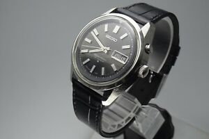 Vintage 1975 JAPAN SEIKO BELL-MATIC WEEKDATER 4006-7012 27Jewels Automatic.