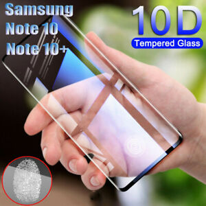 For-Samsung-Galaxy-Note-10-10-Plus-10D-Curved-Tempered-Glass-Screen-Protector