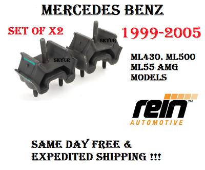 Mercedes Benz W163 Engine/&Transmission Mount Set of 3; 98-05 ML320 ML350 URO