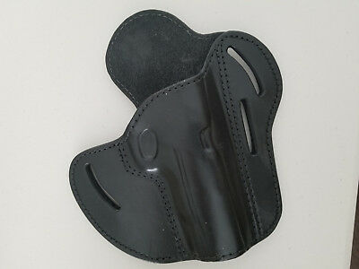1911 Leather Pancake Holster - Rt Hand, Black More Discounts Surprises