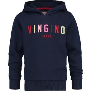 viele möglichkeiten besserer Preis Großhandelspreis Details zu Vingino Nouli Jungen Hoodie Sweater Kapuze unisex Gr 116 - 176  NEU 2019
