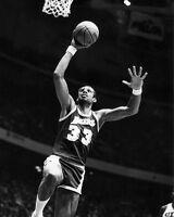 Los Angeles Lakers KAREEM ABDUL JABBAR Glossy 8x10 Photo Print NBA Poster