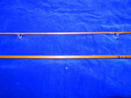 CANNE A PECHE ANCIENNE / Old fishing rod - PEZON & MICHEL - TOP    ! RARE    !